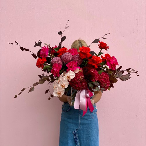 WOW in a vase!